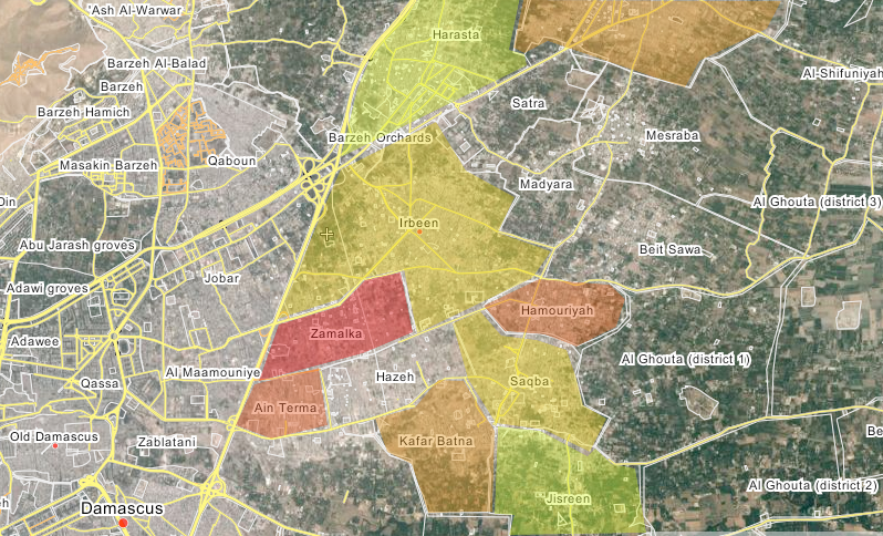 File:East Ghouta Map 1 color Coded.png