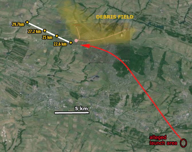 MH17 missile intercept distances.png