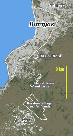 Baniyas Area Map.png