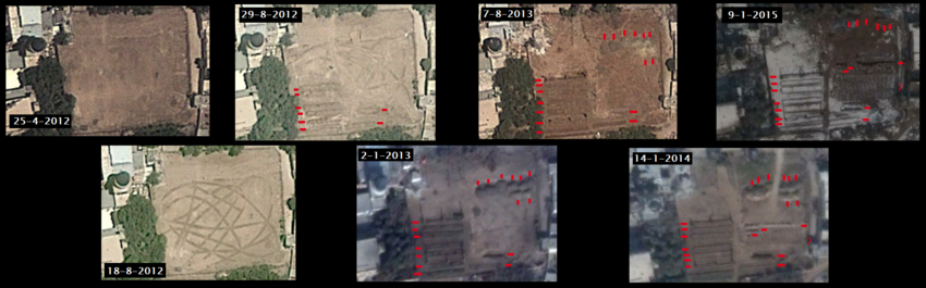 Daraya Mass Grave 2012-2015.png