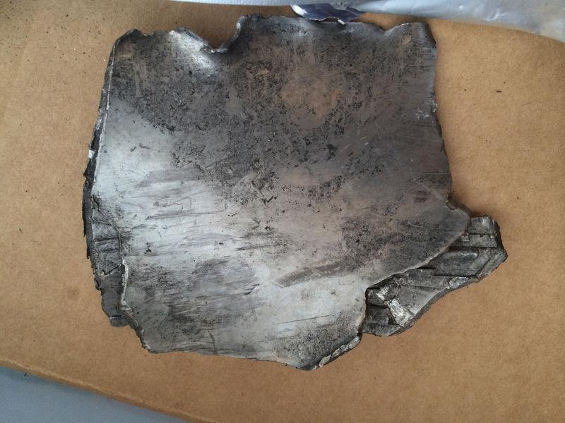 File:MH17 left engine fan blade.jpg
