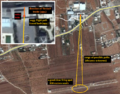 Urm al-Kubra Warehouse Attack firing direction.png