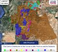The Control Distribution Of The Forces In Idlib Province And Its Outskirts.jpg