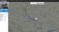 Flightradar24 MH17 map Cherkasy.png