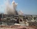 Qusayr Hospital Blast 1.png
