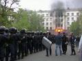 Odessa TU Hall fire backside 1.png