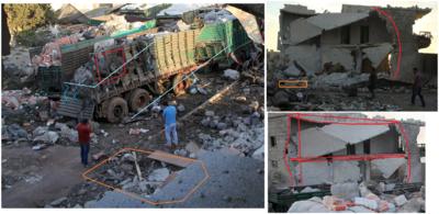 Urm al-Kubra Attack blast area 1.png