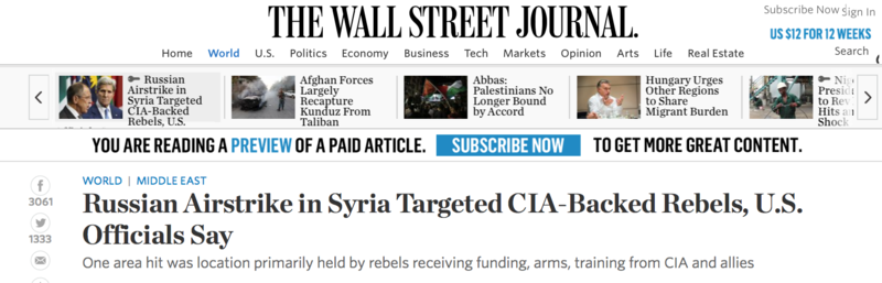 WSJ - Russia attacks CIA-backed rebels.png