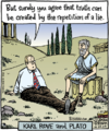 Rove and Plato by Dan Piraro.png