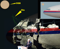 MH17 warhead detonation points.png