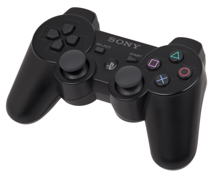 File:Sony DualShock3 SixAxis.png