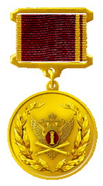Medal «For merits» (Rosregistratsija).jpg