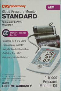 Team 7 Jenks Squad Digital Blood Pressure Cuff Medical