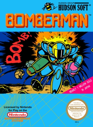 File:NES Bomberman cover.jpg