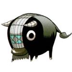 Dramatis black horn.png