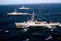 Restigouche-class DDEs off Alaska 1983.jpg