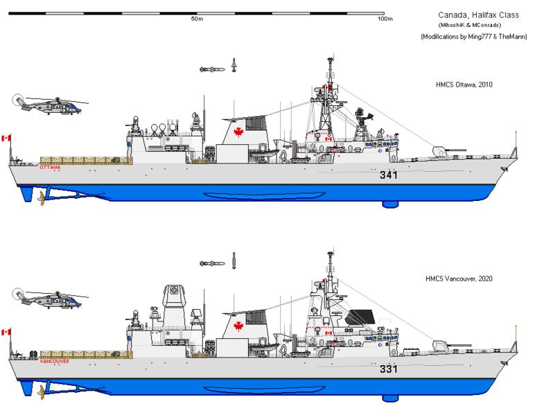 File:Halifax-class Frigate Comparison (FELEX Refit).png