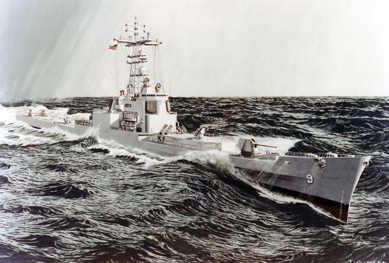 File:USS Long Beach CGN-9 AEGIS.jpg