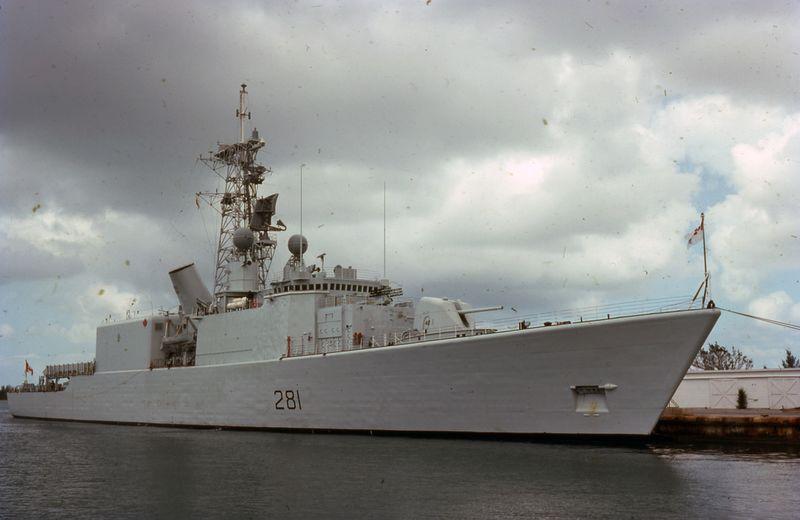 File:HMCS Huron (DDH-281).jpg