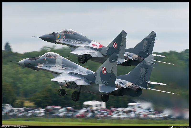 File:Polish Air Force MiG-29 take off.jpg
