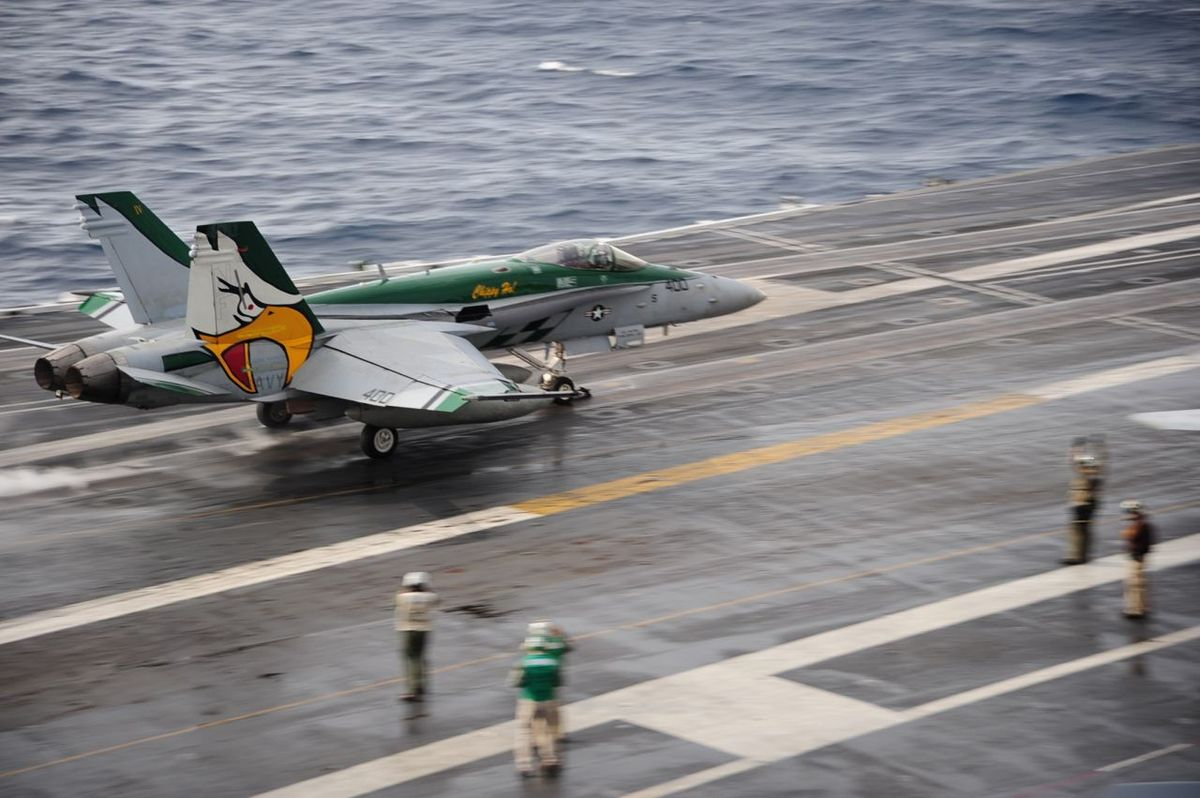 McDonnell-Douglas F/A-18 Hornet - Canadian Power Wiki