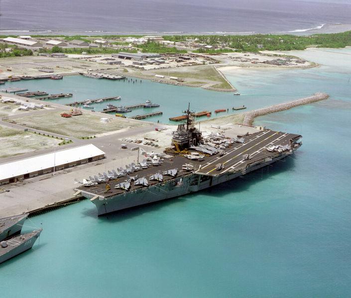 File:USS Saratoga (CV-60).jpg