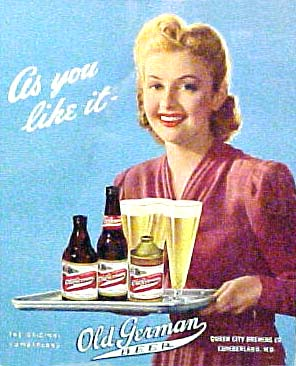 Cumberland md old german beer poster.jpg