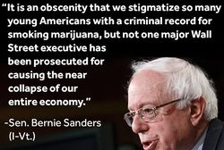Bernie Sanders on marijuana and Wall Street.jpg