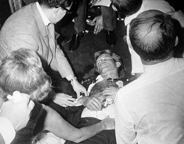 File:Robert F Kennedy assassination.jpg
