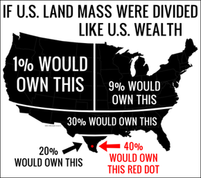 If US land mass were distributed like US wealth.png