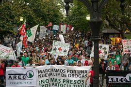 Rosario 2014 May 3 Argentina crowd.jpg