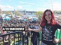 Vancouver 2017 April 20 Canada crowd 3.jpg