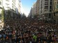 Madrid 2019 May 11 Spain crowd.jpg