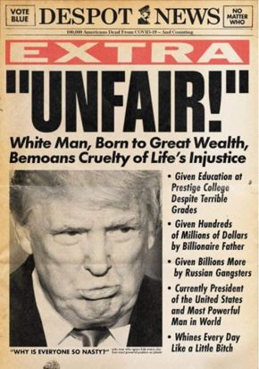 Unfair! White man, born to great wealth, bemoans cruelty of life's injustice.jpg