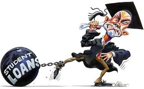 Student loans. Ball and chain.jpg