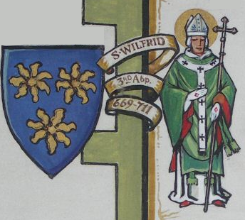 File:Wilfrid and coat of arms.png