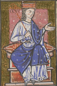 File:Æthelflæd as depicted in the cartulary of Abingdon Abbey.png