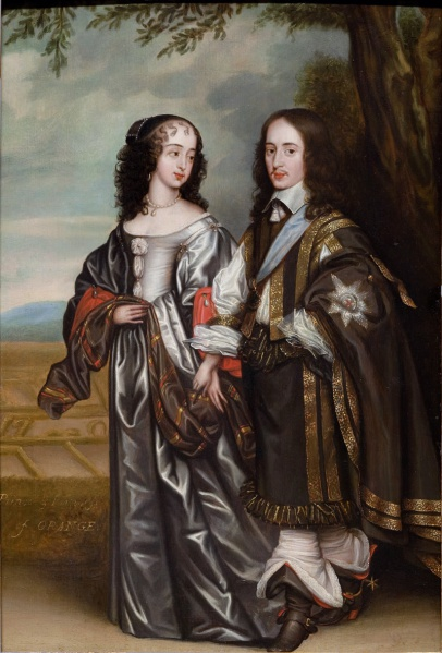 File:406px-William III, and Mary.jpg