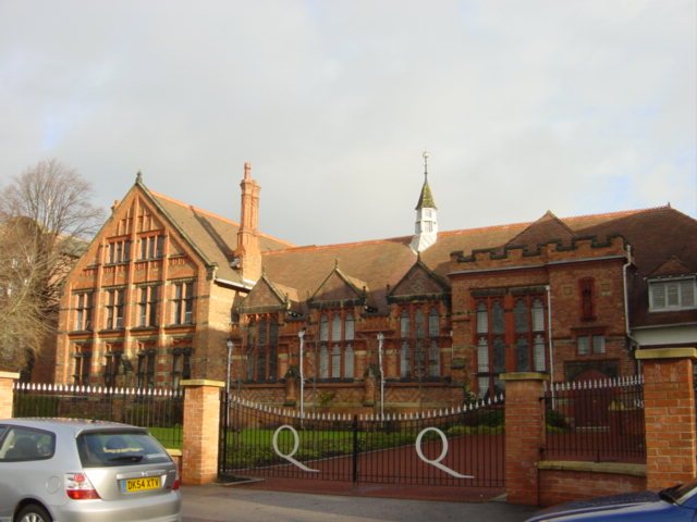 File:The Queen's School, Chester - geograph.org.uk - 96982.jpg