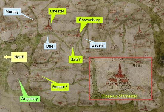 Maps Chesterwiki