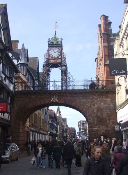 File:Chester Eastgate 2014.jpg
