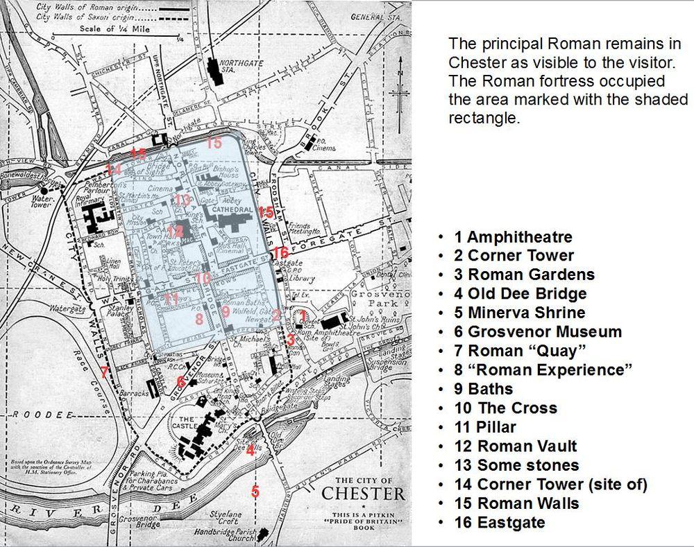 Roman Festival Trail Chesterwiki