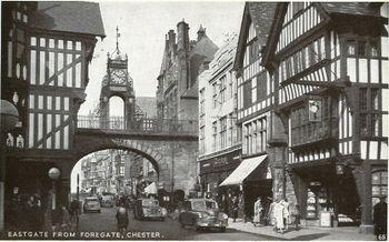 Foregate Street Chesterwiki