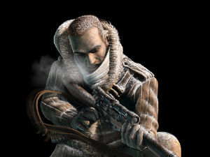 Sniper in Commandos 3