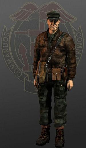Driver in Commandos 2