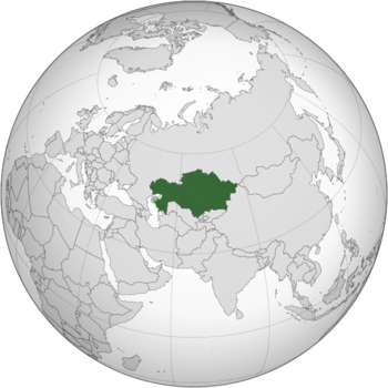 Location of Member State of the Eastern Union