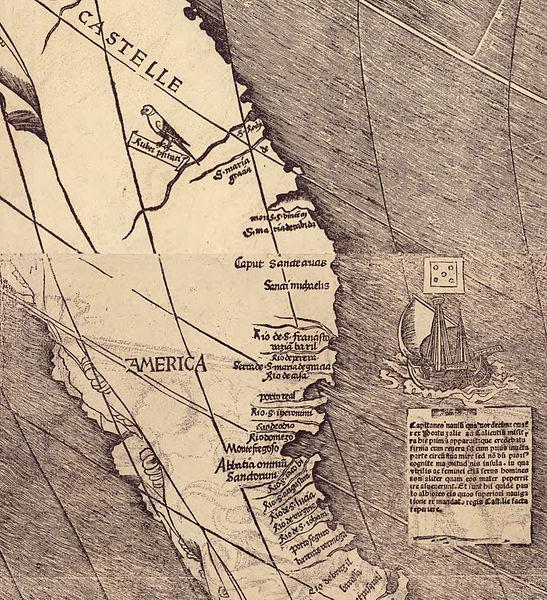 File:Waldseemuller map closeup with America.jpg