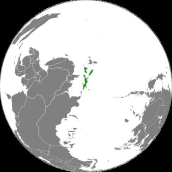 Locaion of Okaiken
