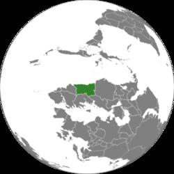 Locaion of Bruellen