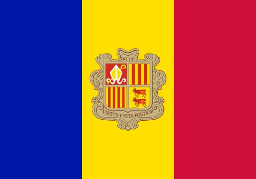 Archivo:Bandera de Andorra.png